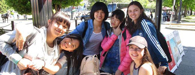 Programme d'été pour adolescents multi-activités (Victoria au Canada)