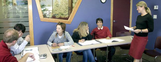 Tamwood International College pour étudiant (Whistler au Canada)