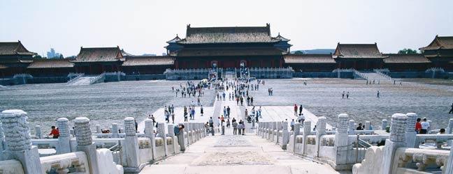 Pékin - Camp Linguistique Junior à Pékin