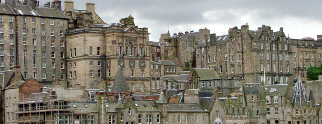 Edimbourg - Camp Linguistique Junior à Edimbourg