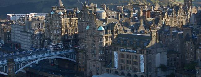 Edimbourg - Séjour linguistique à Edimbourg pour un étudiant