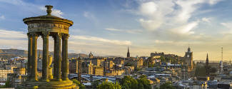 Séjour linguistique en Ecosse Edimbourg - Edimbourg