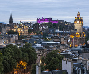 0 - Camp linguistique d'été junior - CES Edinburgh