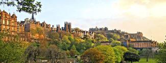 Séjour linguistique en Ecosse pour un professionnel Edimbourg - Edimbourg