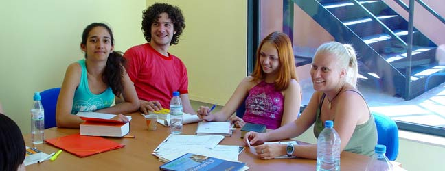 Cours de langue + stage en entreprise (Barcelone en Espagne)