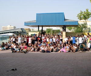 1 - Camp linguistique junior - Colegio Maravillas