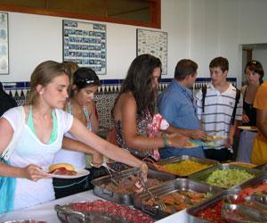 Programme d't sur campus pour adolescents multi