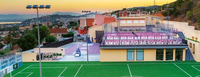 Programme d'été sur campus pour enfants et ados (Malaga en Espagne)