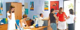 Ecole de langue - Espagnol pour un étudiant - ENFOREX - Marbella