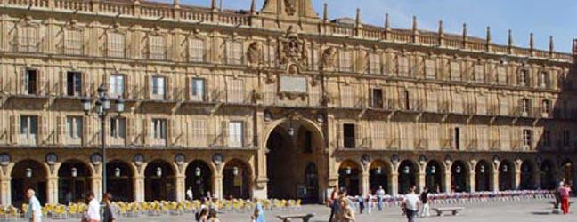 Camp linguistique d'été junior ENFOREX - Salamanca - Calasanz college (Salamanque en Espagne)