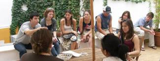 Ecole de langue - Espagnol pour un senior - CLIC - Séville