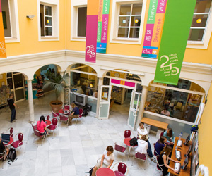 1 - CLIC - Centro de Lenguas e Intercambio Cultural - Seville pour professionnel