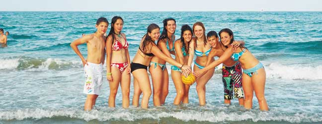Programme d'été sur campus pour adolescents multi-activités (Valence en Espagne)