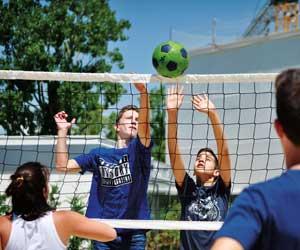 Les adolescents et le sport : des opportunits si facile