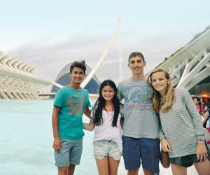 Cours despagnol et programme dactivits pour Jeunes