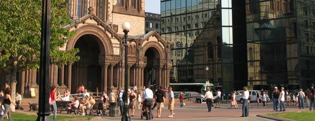 Boston - Séjour linguistique à Boston