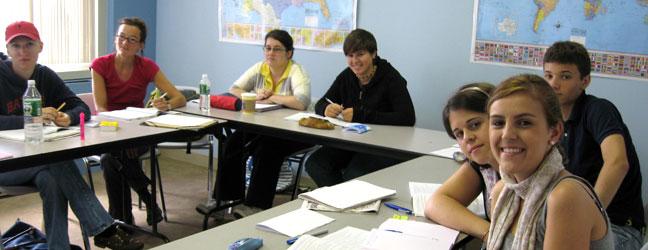 English Language Center - Boston - ELC (Boston aux Etats-Unis)