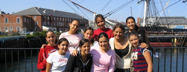 Programme d'été pour adolescents (Boston aux Etats-Unis)