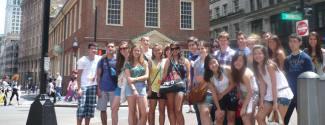 Cours d'Anglais et Excursions pour un adolescent