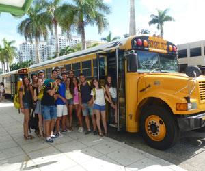 2 - Camp linguistique d'été junior Fort Lauderdale