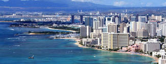 Séjour linguistique aux Etats-Unis pour un adolescent Honolulu