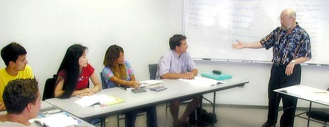 Stage pour professeurs-enseignants de langues (Honolulu aux Etats-Unis)