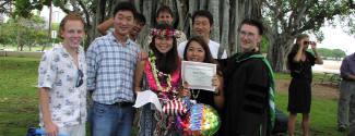Séjour linguistique aux Etats-Unis pour un professionnel - ICC Hawaii - Honolulu