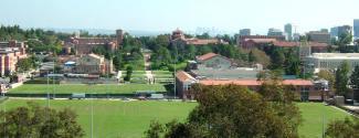 Programme d'été sur campus de l'Université de UCLA