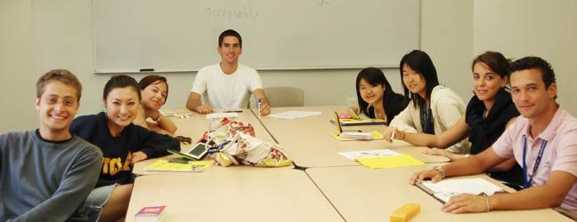 Camp linguistique d'été junior ELC - Campus UCLA (Los Angeles aux Etats-Unis)