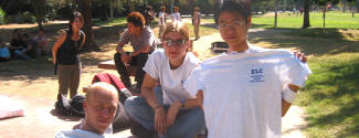 Séjour linguistique aux Etats-Unis pour une famille - English Language Center - Los Angeles