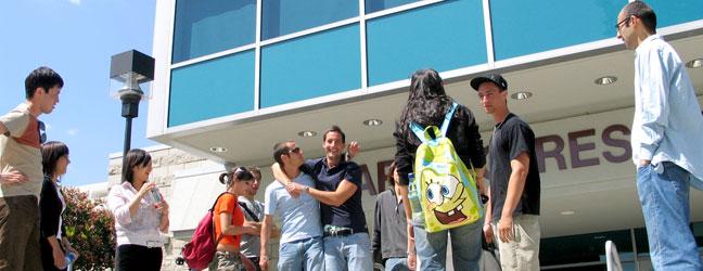 Cours d'anglais académique (Los Angeles aux Etats-Unis)
