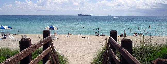 Miami (région) - Immersion chez le professeur à Miami pour un étudiant