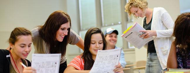 """Programme d'été pour adolescents """"Young leaders"""" (Miami aux Etats-Unis)"""
