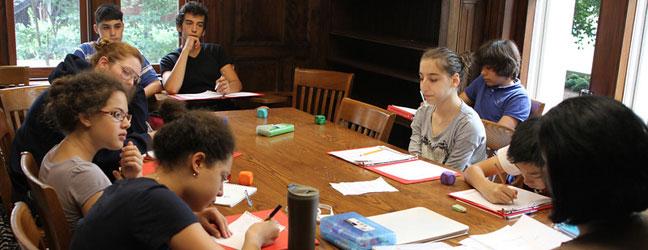 Camp linguistique d'été junior CISL - Yale Université (New Haven aux Etats-Unis)