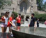 3 - Programme d'été sur campus de l'Université de YALE