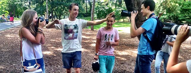 Programme d'été pour adolescents multi-activités (New York aux Etats-Unis)
