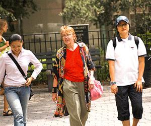 Séjour linguistique New York pour un étudiant Rennert Bilingual New York - Manhattan - New York