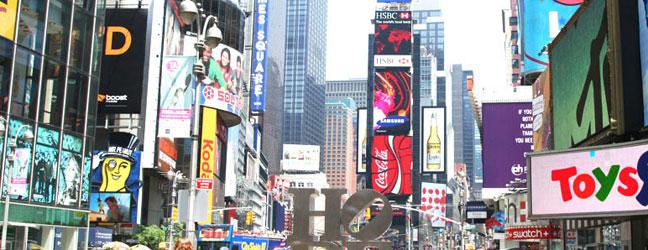 New York - Camp Linguistique Junior à New York