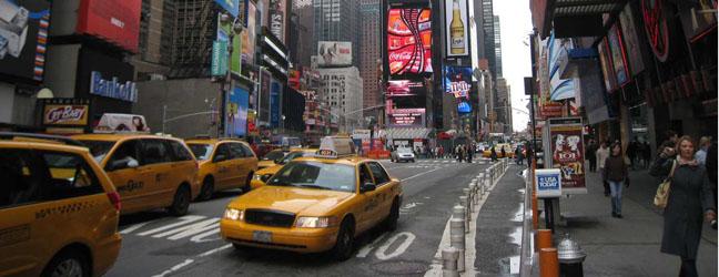 New York - Séjour linguistique à New York pour un étudiant