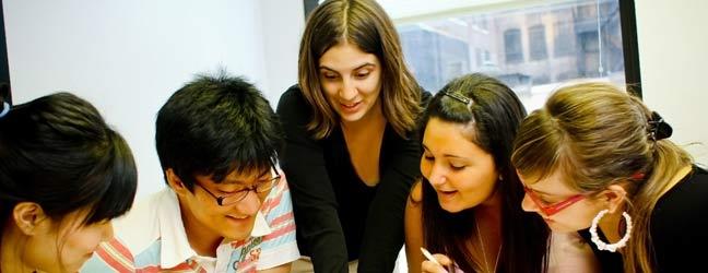 """Programme d'été pour adolescents """"Young leaders"""" (New York aux Etats-Unis)"""