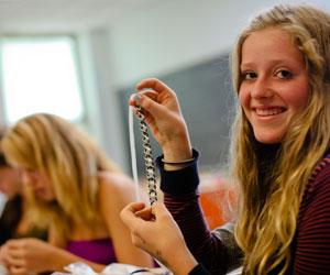 1 - Camp linguistique d'été junior Iona College - New Rochelle - New York