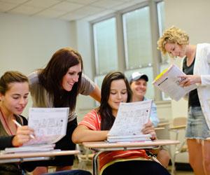 2 - Camp linguistique d'été junior Iona College - New Rochelle - New York
