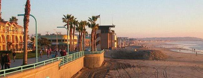 San Diego - Séjour linguistique à San Diego