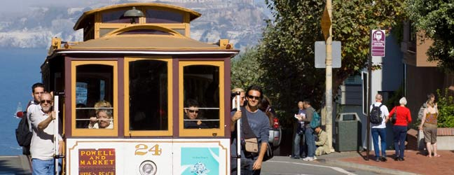 San Francisco - Camp Linguistique Junior à San Francisco