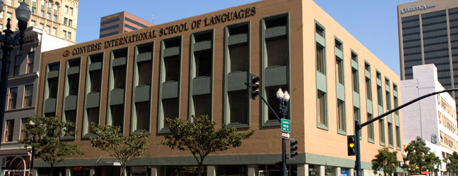 Converse International School Of Languages - CISL pour professionnel (San Francisco aux Etats-Unis)