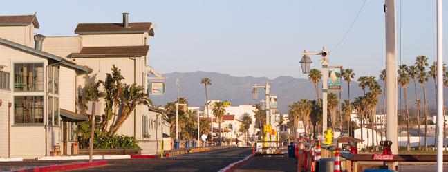 Santa Barbara - Séjour linguistique à Santa Barbara