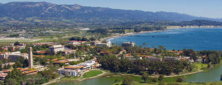 Camp Linguistique Junior aux Etats-Unis - Campus - Santa Barbara - Santa Barbara