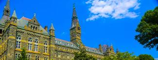 Voyages linguistiques aux Etats-Unis pour un lycéen - Georgetown University - Washington DC - Washington