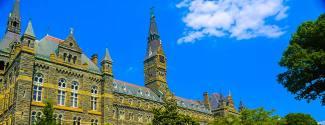 Voyages linguistiques aux Etats-Unis pour un lycéen - Georgetown University - Washington DC - Washington