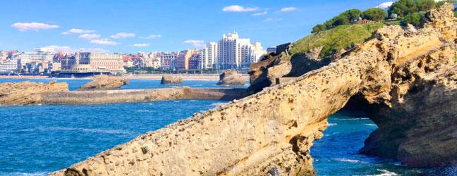 Biarritz - Camp Linguistique Junior à Biarritz